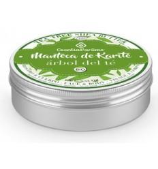 Dieteticos Intersa – Unt de shea BIO cu arbore de ceai, 100 g
