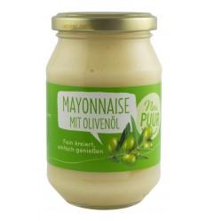 Nur PUUR – Maioneza BIO cu ulei de masline, 250 ml