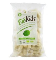 BioKids – Pufuleti BIO cu spanac, 55 g