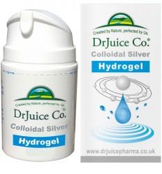 DRJUICE – Argint coloidal, hidrogel, 50 gr
