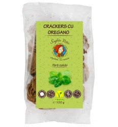Crackers cu oregano, 100 g