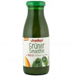 Smoothie verde bio cu mango, varza kale si spanac, 250 ml VOELKEL