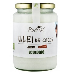 ULEI DE COCOS ECOLOGIC, 750 ML