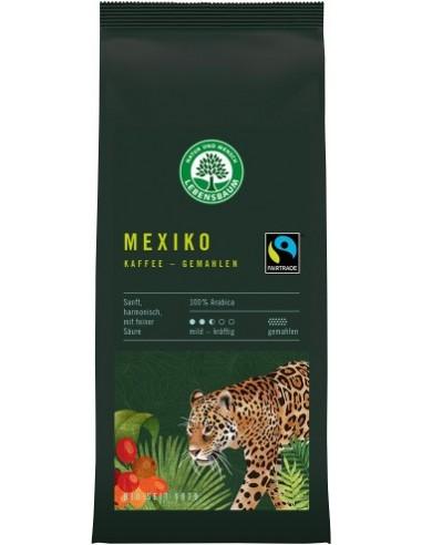 Lebensbaum – Cafea bio macinata Mexicana - 100 % Arabica, 250 g