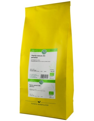 Lebensbaum - Boia de ardei dulce BIO, 1kg