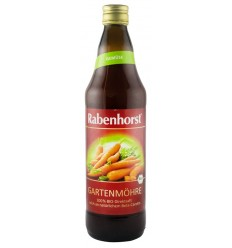 RABENHORST – SUC BIO DE MORCOVI, 0.75L