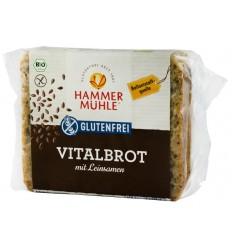 Hammer Muhle – Paine BIO Vital cu seminte de in, 250 g