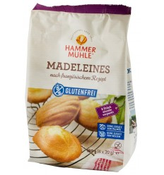 Hammer Muhle – Madlene, dupa o reteta franțuzeasca, 180 g (6X30 g)