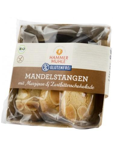 Hammer Muhle - Prajituri BIO cu martipan si ciocolata neagra, 125 g