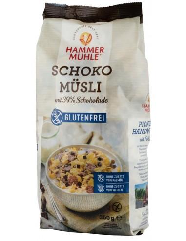Hammer Muhle - Musli cu 39% ciocolata, 350 g