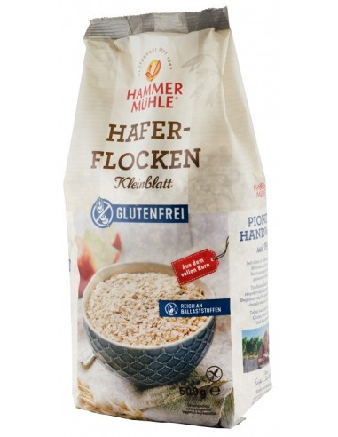 Hammer Muhle - Fulgi de ovaz fini, 500 g