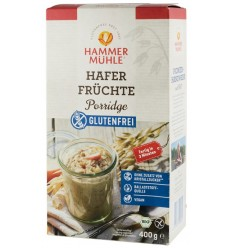 Hammer Muhle - Terci BIO de ovaz cu fructe, 400 g