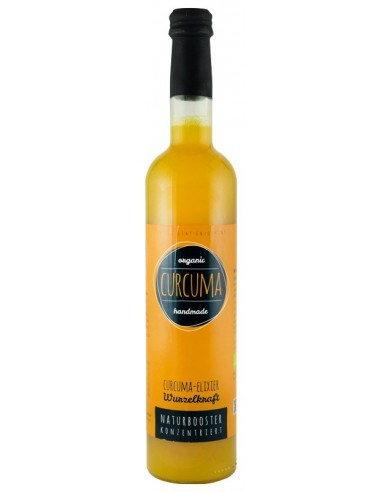 Elixir BIO din curcuma, 500 ml