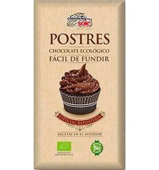 Ciocolată neagră fondant, BIO minim 58% cacao, 200 g