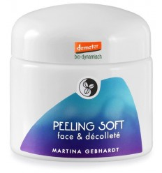 Martina Gebhardt - Exfoliant facial delicat, 100 ml