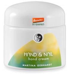 Martina Gebhardt - Crema de maini Hand & Nail, 100 ml