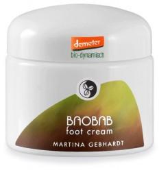 Martina Gebhardt - Crema pentru picioare cu baobab, 50 ml
