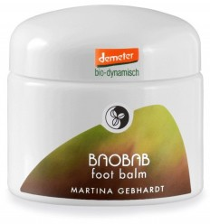 Martina Gebhardt - Balsam pentru picioare cu baobab, 50 ml