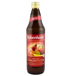 RABENHORST – SUC PUR BIO PENTRU SISTEM IMUNITAR - 0.75L