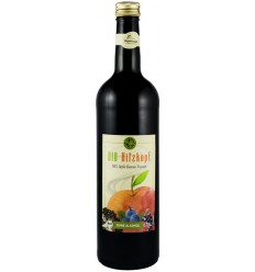 BAYERNWALD - PUNCH BIO DIN MERE SI FRUCTE NEGRE, FARA ALCOOL 0,75 L