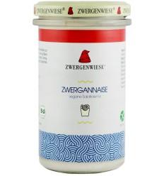 ZWERGANNAISE – Crema BIO vegetala pentru salata, cu soia, 230 ml