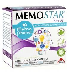 Dieteticos INTERSA - Memostar® Focus, 30 pliculete