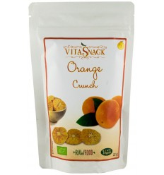 VITASNACK – Felii portocale crocante bio, 26g