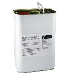 ULEI DE MASLINE BIO EXTRAVIRGIN, 5L