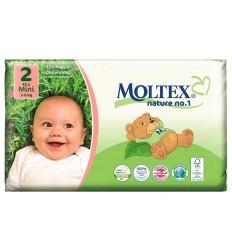 Moltex - Scutece pentru bebeluși (3-6kg)