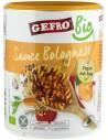GEFRO - SOS BIO BOLOGNESE (VEGAN, CU SOIA), 400G