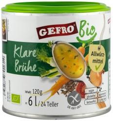 GEFRO-SUPA BIO DE LEGUME, 120G