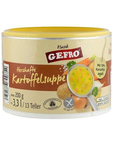 GEFRO-SUPA CONSISTENTA DE CARTOFI, 200G