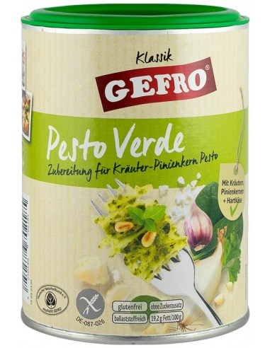 GEFRO - PESTO VERDE, 150G