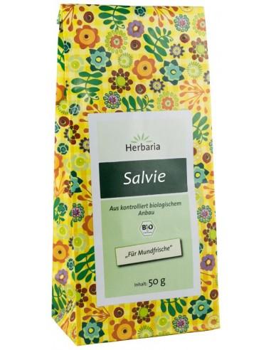 HERBARIA – CEAI BIO DE SALVIE, 50G