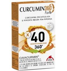 Curcumin - 360 Forte, 60 capsule Cavacurmin Dieteticos Intersa
