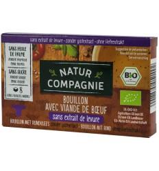 Natur Compagnie - Supa BIO cu carne de vita, 80 g