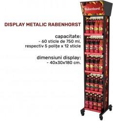 Display metalic pentru sucuri, Rabenhorst