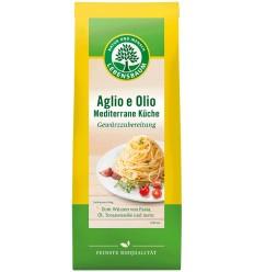 AMESTEC BIO DE CONDIMENTE AGLIO E OLIO - BUCATARIA MEDITERANEANA, 40G LEBENSBAUM