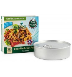 Ton pentru paste cu tomate, 200g Fontaine