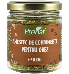 AMESTEC DE CONDIMENTE PENTRU OREZ, 100G