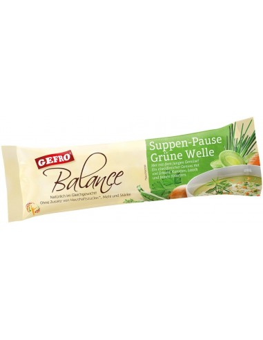 Supa de legume Unda verde 40 g GRUNE WELLE, GEFRO