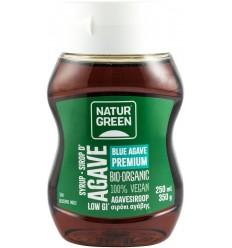 NATUR GREEN – SIROP BIO DE AGAVE, 250 ML