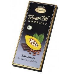 LIEBHART'S AMORE BIO – Ciocolată amăruie, 55% cacao, 100 g