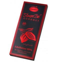 LIEBHART'S AMORE BIO – Ciocolată neagră, 99% cacao, 80 g