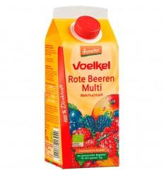 Voelkel - Suc ecologic din fructe de pădure, multifruct 0,75L