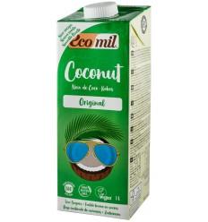 ECOMIL – Lapte de cocos BIO, 1 l