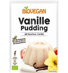 BIO VEGAN - Budinca ecologica de vanilie, 31 g