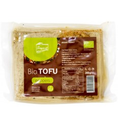 TOFU BIO cu ardei Soyavit 200 g