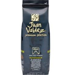 "Cafea Volcan boabe, ""Premium Selection"" 500g Juan Valdez"