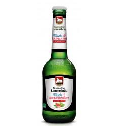 BERE BLONDA BIO FARA ALCOOL CU GRAPEFRUIT, 0,33L NEUMARKTER LAMMSBRAU